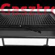Kerti grill 81X50 cm