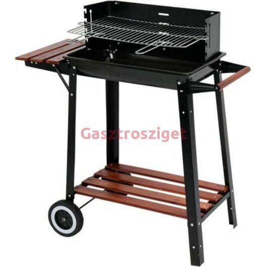 Lund Faszenes kerti grill 48x28cm