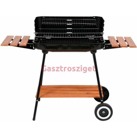 Lund Faszenes kerti grill 53 x 33 cm