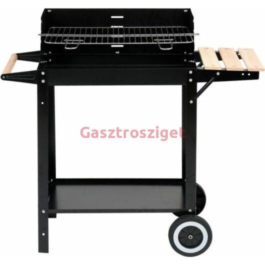 Lund Faszenes kerti grill 48,5 x 26cm