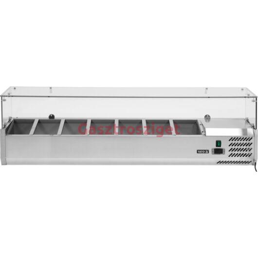 Feltéthűtő 33,5x150x43,5 cm (YG-05322)