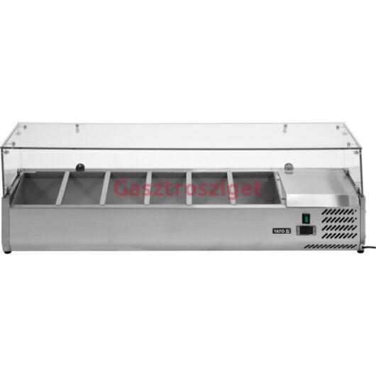 Feltéthűtő 39,5x140x43,5 cm (YG-05330)