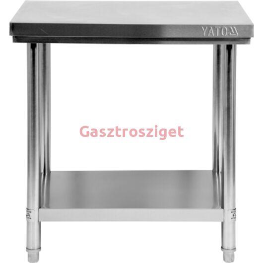 Asztal 800×600×H850mm