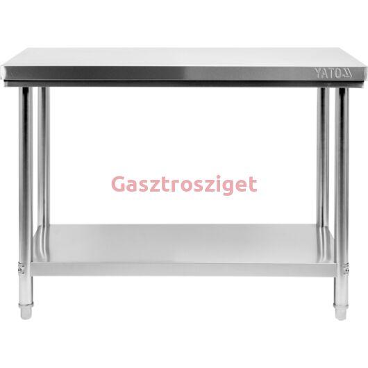 Asztal 1000×600×H850 mm