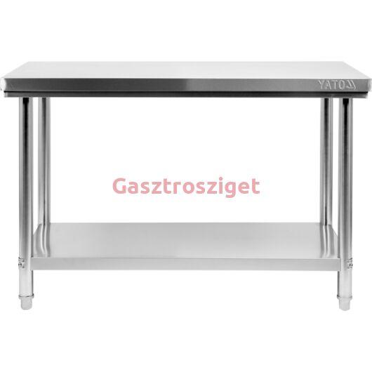 Asztal 1400×700×H850MM