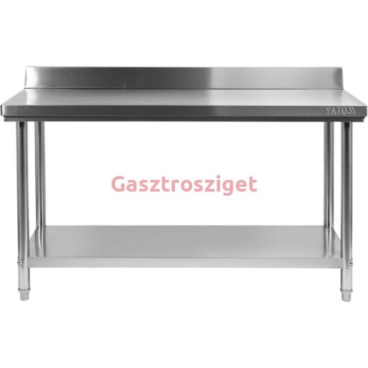 Asztal 1400x600x850+100mm