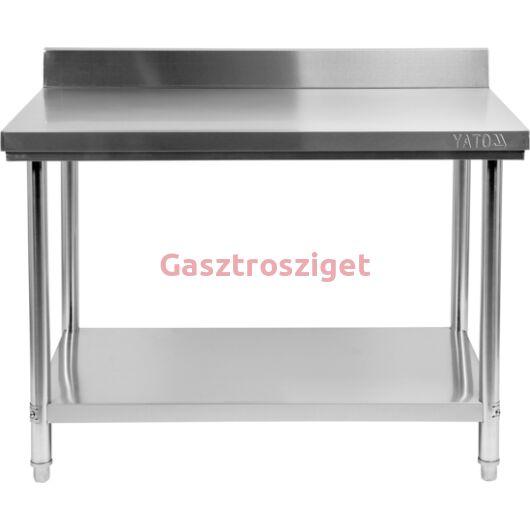 Asztal 800x700x850+100mm