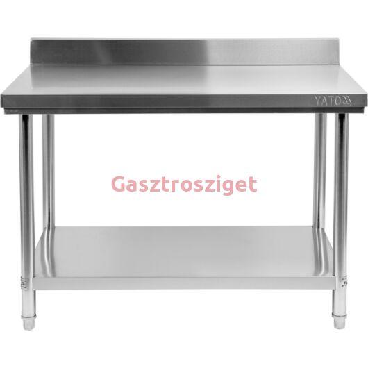 Asztal 1000x700x850+100mm