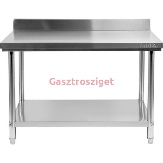 Asztal 1400x700x850+100mm