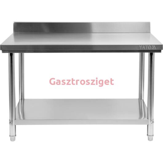 Asztal 1600x700x850+100mm
