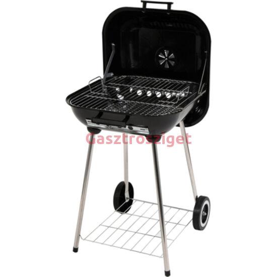 Faszenes kerti grill  40x45cm