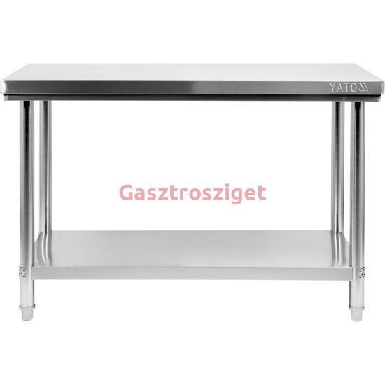 Asztal 1400×600×H850MM