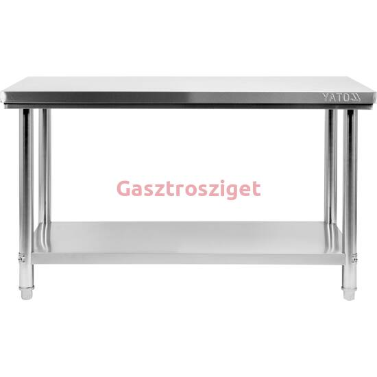 Asztal 1600×600×H850 mm