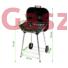 Kép 2/4 - Faszenes kerti grill  40x45cm
